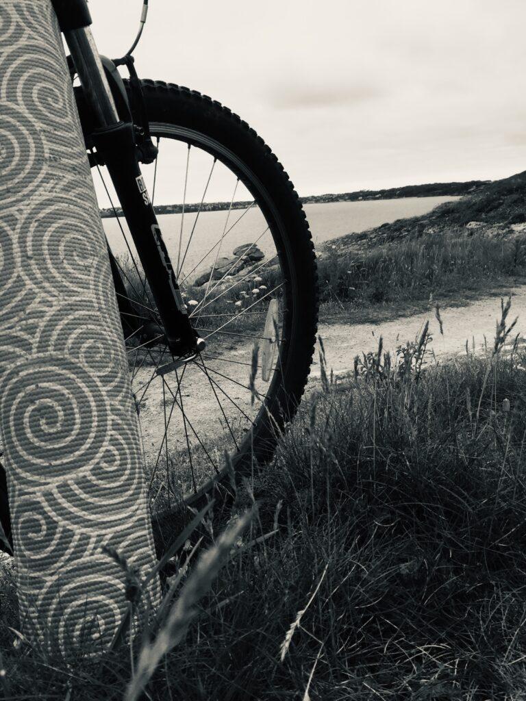 Pilates et vélo